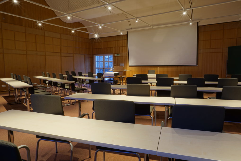 3. Conference room with daylight